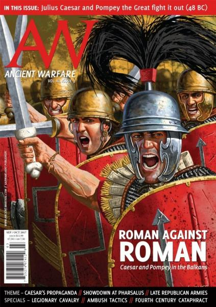 Ancient Warfare Magazine: Volume 11, Issue #3