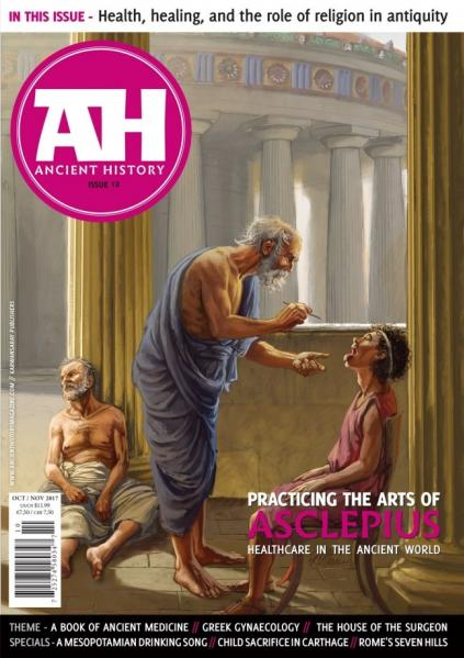 Ancient History Magazine: Issue #12