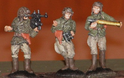 Russian SU-76 Crew (3 Figure Set)