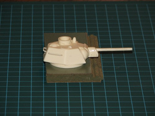 T-34/76 Model 1943 Hex Turret