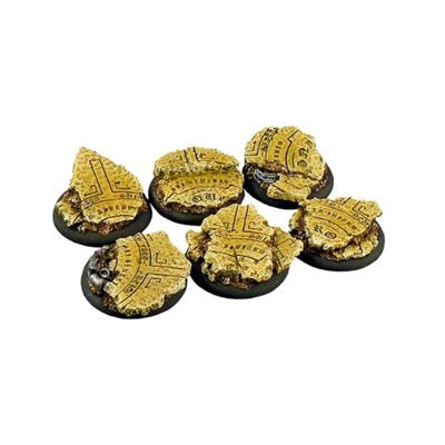 Bases: Temple, Round Lipped 40mm (2)