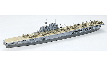Tamiya US Hornet Aircraft Carrier