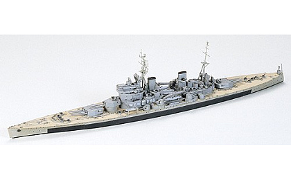 Tamiya HMS King George V Battleship