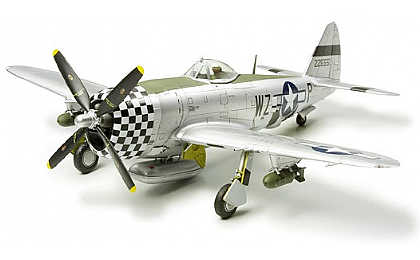 Tamiya Republic P-47D Thunderbolt - Bubbletop
