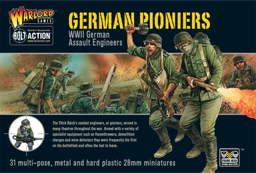 German Pioniers boxed set