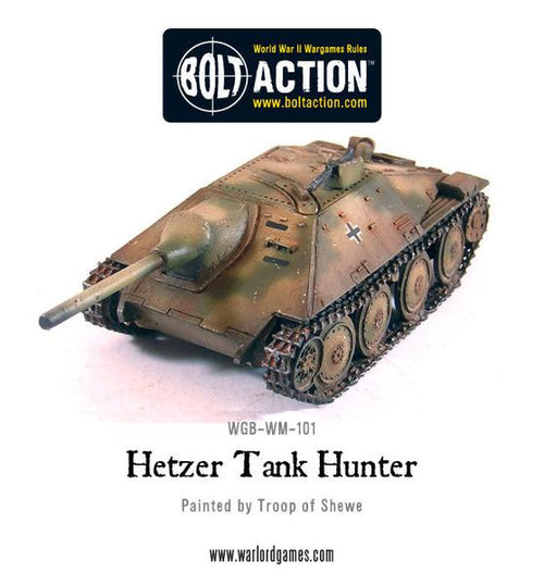 Hetzer Tank Hunter