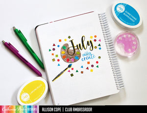 Art Has No Rules Stamp Set