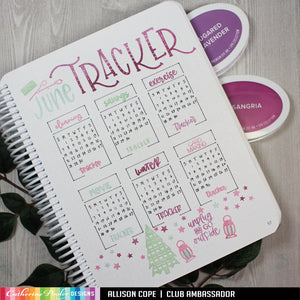 June Stamp Set