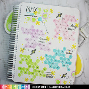 Bee Kind Stamp Set