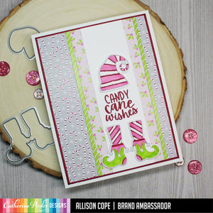 Holiday Whimsy Patterned Paper