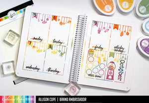 Sweet Shop Stamp Set