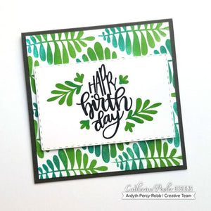 Say It In Diamonds Stamp Set
