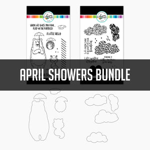 April Showers Bundle Graphic