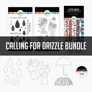 Calling for Drizzle Bundle Graphic