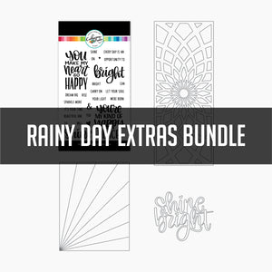 Rainy Day Extras Bundle Graphic