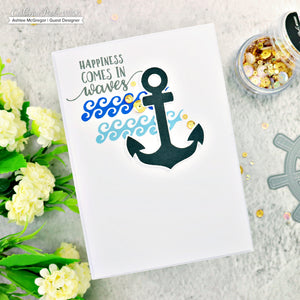 Refuse to Sink Stamp Set