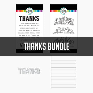 Thanks Bundle Collage