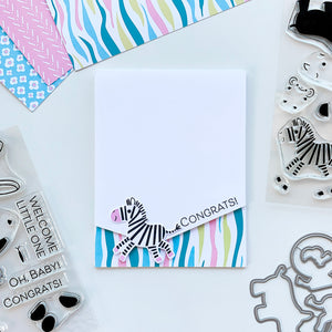 Born to be Wild Stamp Set