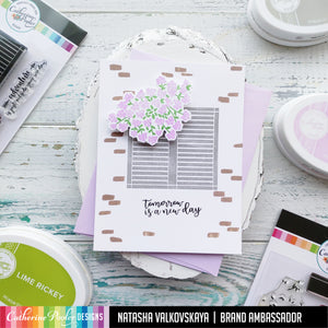 Outside Your Window Stamp Set