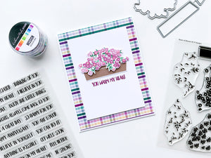 Thoughtful Phrases Stamp Set