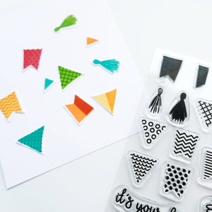 Build-a-Bunting Stamp Set