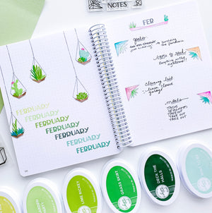 Build-a-Terrarium Stamp Set