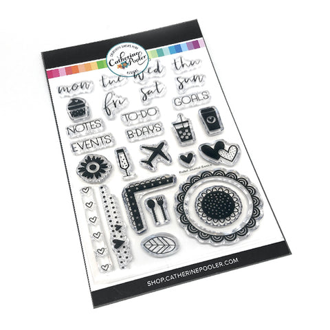 Bullet Journal Basics Stamp Set