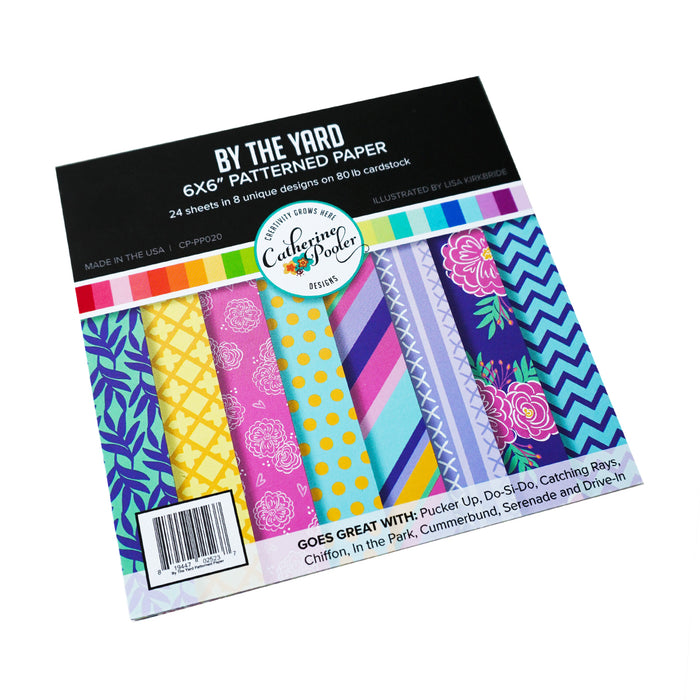 By The Yard Patterned Paper