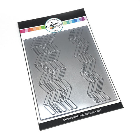 Chevron Divide Cover Plate Die