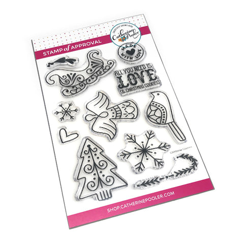 Christmas Cookies Stamp Set