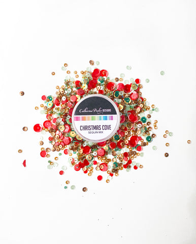 Christmas Cove Sequin Mix