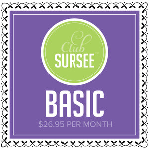 Club Sursee Basic Monthly Subscription