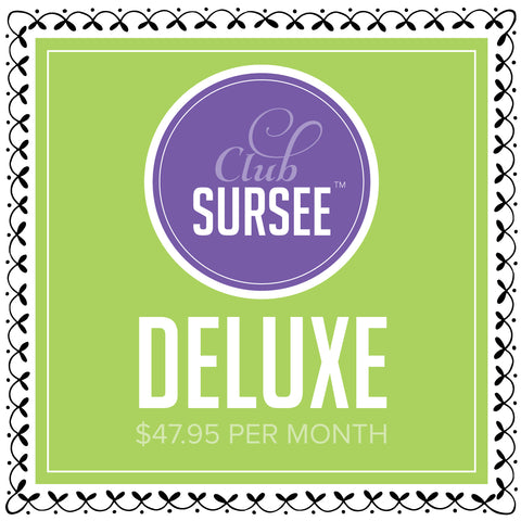 Club Sursee Deluxe Monthly Subscription