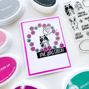 Ladies That Lunch Sentiments Stamp Set