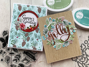 Boughs and Berries Stamp Set