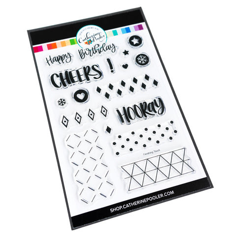 Finishing Touch Stamp Set