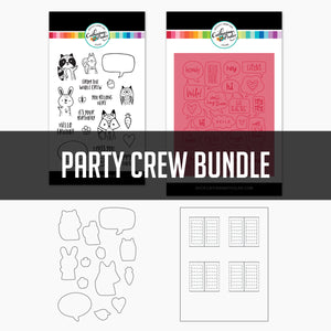 Party Crew Bundle graphic