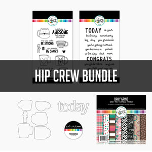 Hip Crew Bundle Graphic