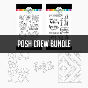 Posh Crew Bundle graphic