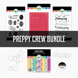 Preppy Crew Bundle Graphic