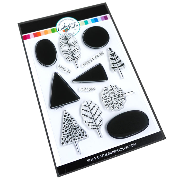 Fun Forest Stamp Set