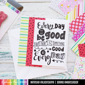 Fresh & Fruity Patterned Paper