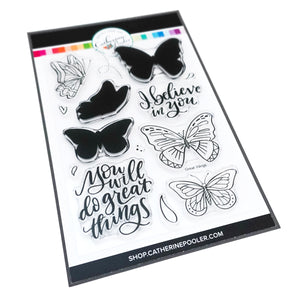 Great Wings Stamp Set