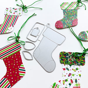 Hang Your Stocking Dies