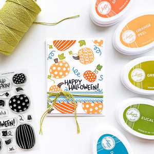 Hey Pumpkin Stamp Set