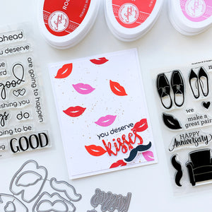 Be The Good Sentiments Stamp Set