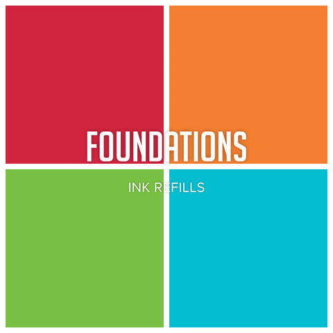 Party Collection: Foundations Ink Refill Bundle