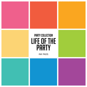 Life of the Party Ink Collection