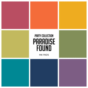 Paradise Found Ink Collection