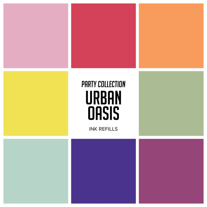 Spa Collection: Urban Oasis Refills Bundle - ALL 8 colors